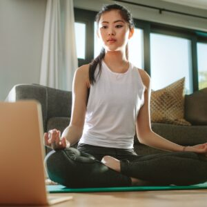 What are the Benefits of Online Yoga?