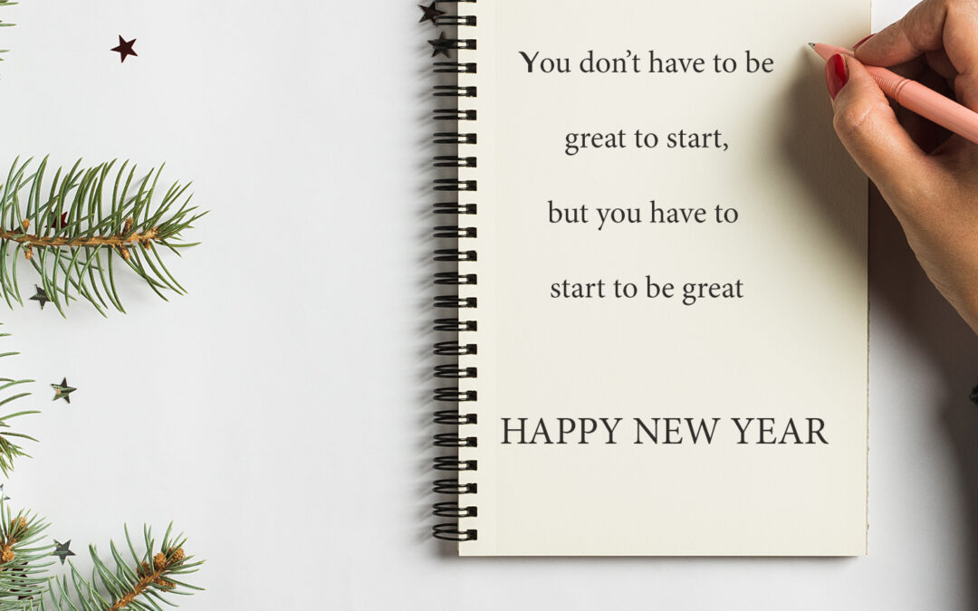 Make New Year Resolutions and Stick to them