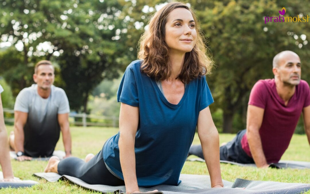 International Yoga Day 2021 – Be with Yoga; Be At Home
