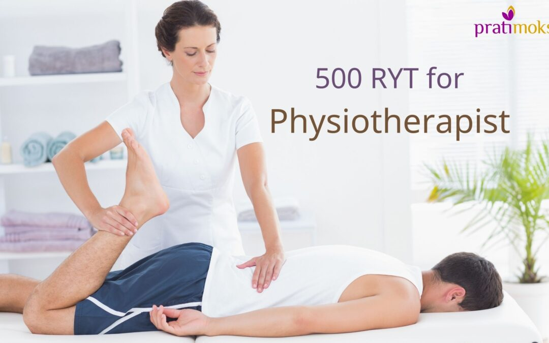 Yoga TTC – RYT200 &RYT500 Hours for Health Care Professionals – Online Onsite